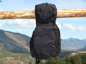 Nylon Cantle/Saddle Bag Combo